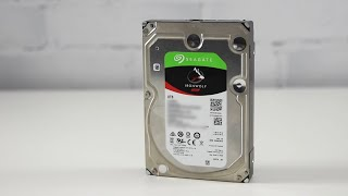 Сокровище от Seagate - IronWolf / Арстайл /