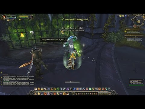 The Story of Bradensbrook Investigation - Patch 7.2 Artifact Quest [Lore]