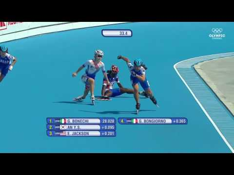 World Games 2017 - Speed Skating - Semi Final 1 - Women 500M