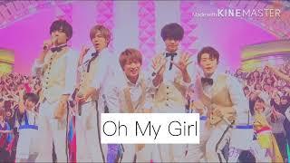 King & Prince - Oh My Girl