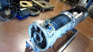 Turboprop Core - Turbine Engines : A Closer Look