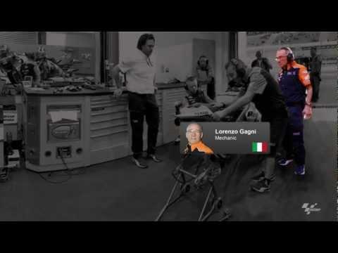 Repsol Honda Team - Meet Casey Stoners crew