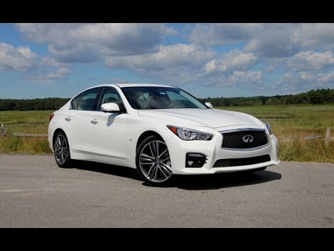 2014 Infiniti Q50 Review Youtube