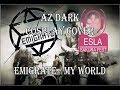 Az Dark Cosplay Cover Emigrate My World mp3