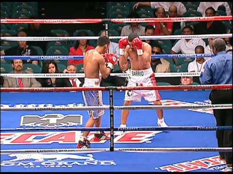 Daud Yordan vs Antonio Meza