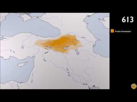 History Of The Armenian Language