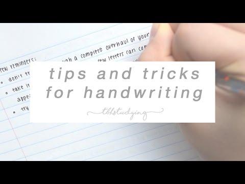 Learning Cursive Handwriting All Over Again, Write Analog