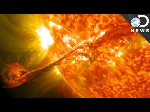How Explosions On The Sun Affect Space Weather