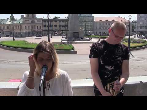 """""""Only Girl"""" Rihanna Jazz Orient Version by Kamila Jaskrowska with a Live Session"""