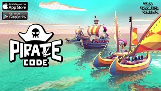 PIRATE CODE - NEW FREE GAME - iOS | ANDROID