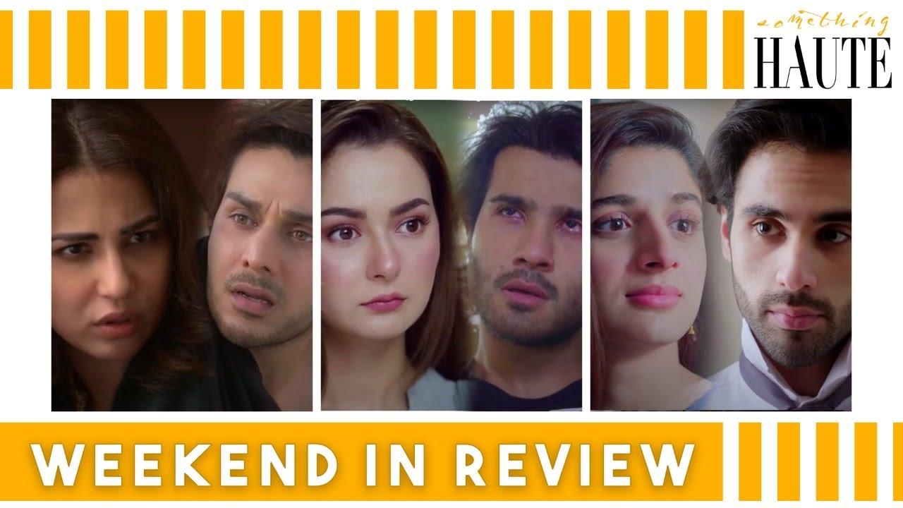 Could Ishqiya Have A Better Ending? | Weekend in Review | Sabaat | Banday Ek Dour Se | Muqaddar