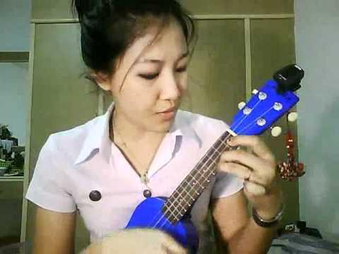 สาวเชียงใหม่ Ukulele By Minzy Dn ^^