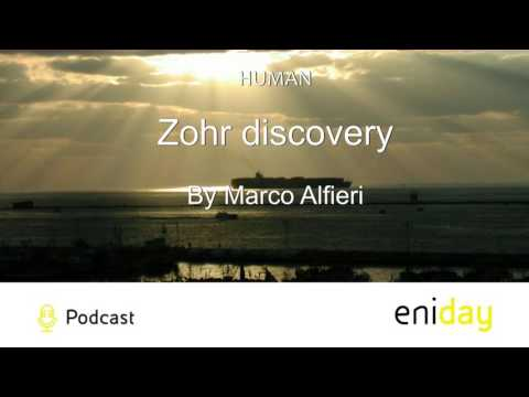 Zohr Discovery - Podcast | Eni Video Channel