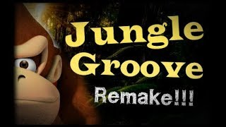 Donkey Kong Country Island Swing (Jungle Hijinks) Remake