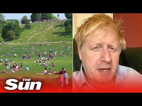 PM urges Brits