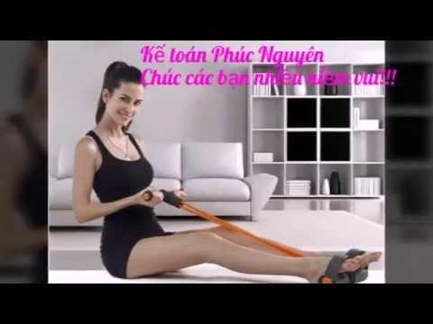 Dụng cụ tập thể dục Gym- Body Trimmer- LH: 0963.79.38.36