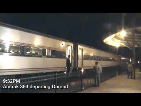 CN Flint Subdivision - Durand, MI - 9/28/2013