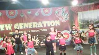 Gambar cover New Generation Xanerjo @ Zoetv33 (first row,NOT in pony tail hair & wearing maong skirt)