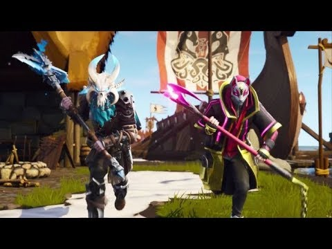 Fortnite New Season 5 is here! 30+ kill total in squads /Montage