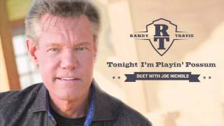 Watch Randy Travis Tonight Im Playing Possum video