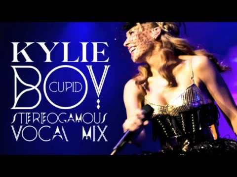 Kylie Minogue - Cupid Boy (Stereogamous Vocal Mix) - HQ Audio