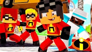 СУПЕРСЕМЕЙКА и Дети #4 Кто Твоя Семья в Майнкрафт ! Вайнран Супер Герои Семейка Игры Kids Minecraft