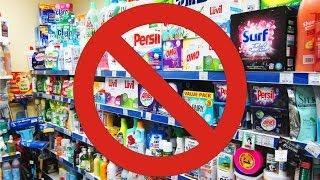Моющие средства  Узнайте какую бытовую химию покупать нельзя!(, 2014-02-13T13:35:09.000Z)