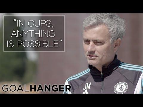 Gary Meets José Mourinho || On The Road To FA Cup Glory