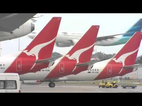Qantas to cut 1,250 jobs: unions