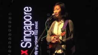 Musical Performance: Wei Shan Chew at TEDxSingaporeWomen