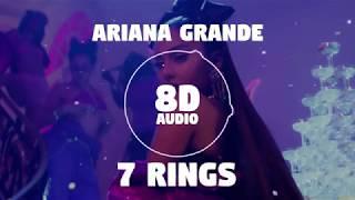 Ariana Grande - 7 Rings ( 8D Audio 🎧 ) || Dawn of Music ||