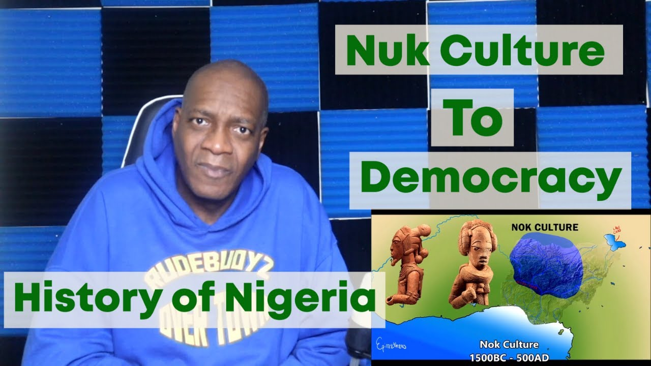 Download The history of Nigeria explained in 6 minutes (3,000 Years of Nigerian history) (REACTION)
