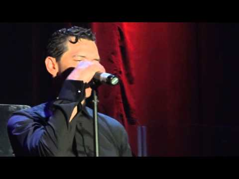 "El DeBarge Live - 11.02.13 ""I Like It"""