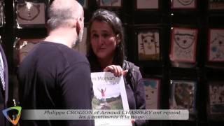 3ème Festival Solidaire des Ensembles - Édition 2016 - La Transverse, Corbigny (58)