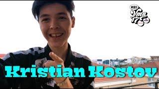 Το μήνυμα του Kristian Kostov πριν εμφανιστεί στα Mad VMA 2017 by Coca-Cola & Aussie