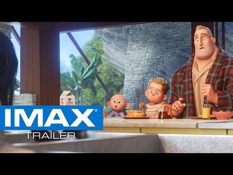 Incredibles 2 IMAX® Trailer #2