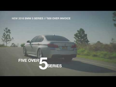 5 Over 5 Sales Event | Peterson BMW