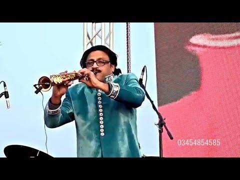 Mere Rashke Qamar - Instrumental - Rashid Ali Khan