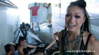 Dance a GoGo Burlesque Series - Behind the scenes story