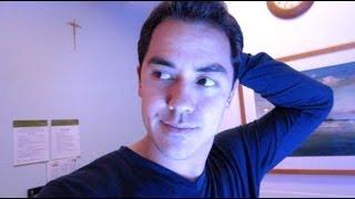 Back at the Hospital :( - October 22, 2012 - itsJudysLife Vlog