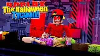 ROBLOX - THE HALLOWEEN TYCOON 2017!!!