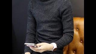 обзор отличный мужской свитер заказал на алиэкспресс качественная водолазка