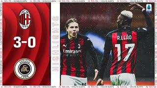 Highlights | AC Milan 3-0 Spezia | Matchday 3 Serie A TIM 2020/21