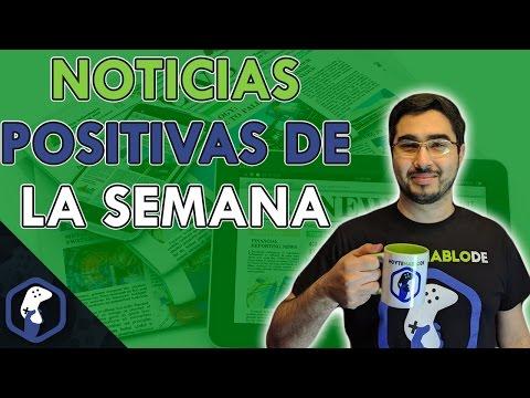 Noticias Positivas de la Semana # 16 / Videojuegos / Cine / E3 / Zelda / Ubisoft / PS4 Pro