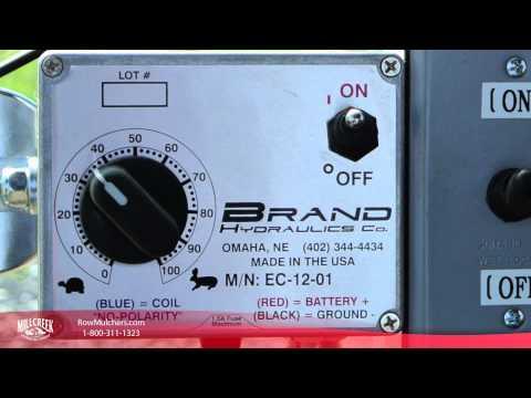Electric Hydraulic Control