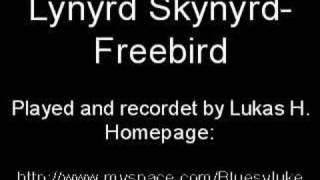 Play Freebird In A Firebird
