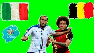 Бельгия Италия Футбол Евро 2021 Малорезультативный матч или голевая феерия Евро 2020 02 07 2021