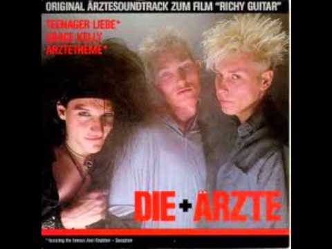 Die Ärzte - Richy Guitar 1985 (Single)
