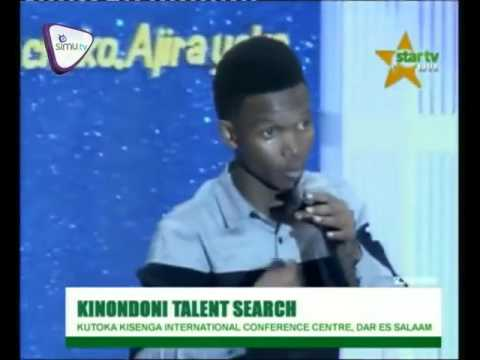 KINONDONI TALENT SEARCH   AUGUST 16  STAR TV
