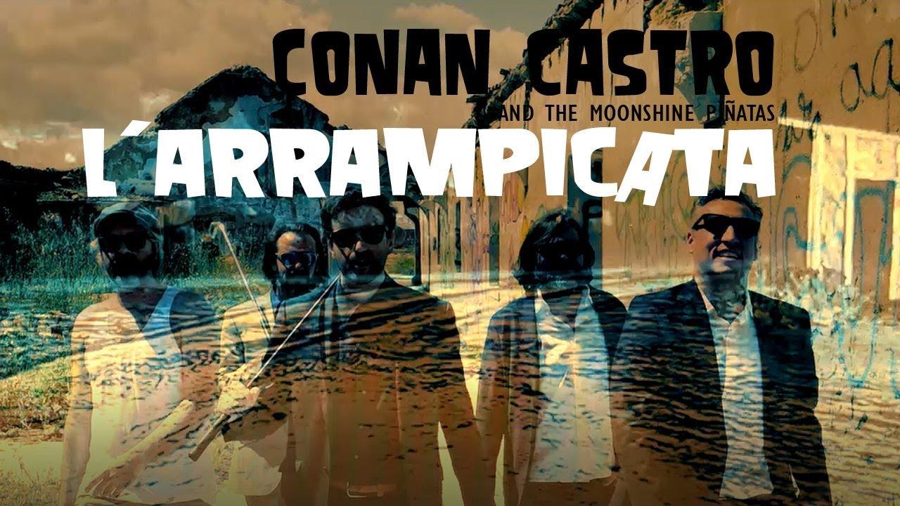 Download CONAN CASTRO - L'ARRAMPICATA (official video)